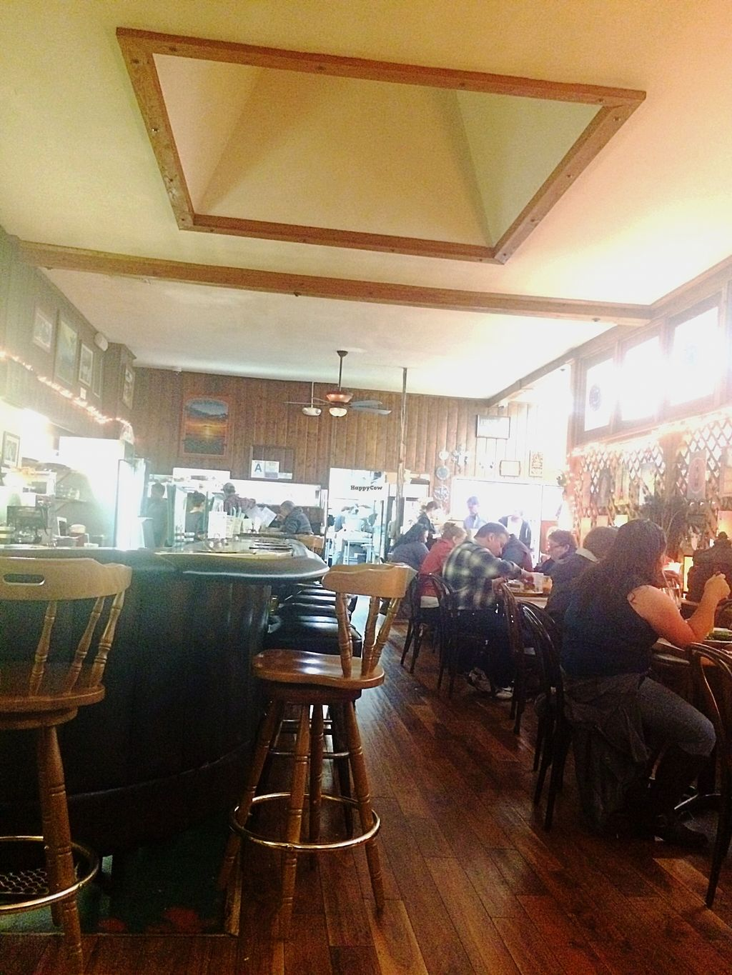 """Photo of Follow Your Heart Restaurant and Market  by <a href=""""/members/profile/serrarose"""">serrarose</a> <br/>The restaurant seating area <br/> December 27, 2015  - <a href='/contact/abuse/image/1609/130041'>Report</a>"""