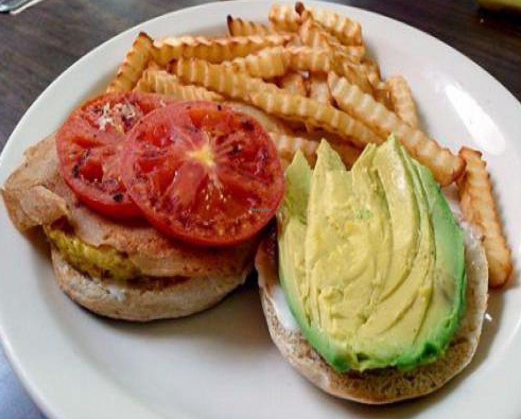 """Photo of Follow Your Heart Restaurant and Market  by <a href=""""/members/profile/quarrygirl"""">quarrygirl</a> <br/>Lorenzo's tofu eggwich <br/> December 26, 2011  - <a href='/contact/abuse/image/1609/189436'>Report</a>"""