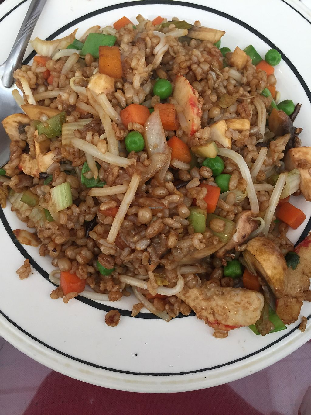 """Photo of Vegi Wokery  by <a href=""""/members/profile/R-MV"""">R-MV</a> <br/>Fried rice <br/> October 4, 2017  - <a href='/contact/abuse/image/1612/311815'>Report</a>"""