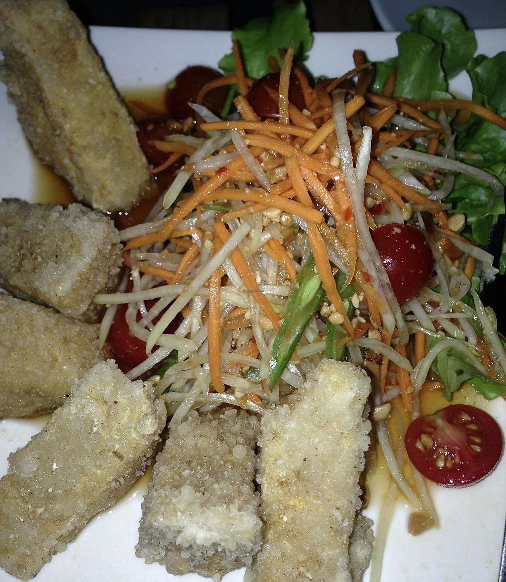 """Photo of Yulli's  by <a href=""""/members/profile/chantea"""">chantea</a> <br/>Salt and Pepper Tofu <br/> April 26, 2014  - <a href='/contact/abuse/image/16153/248641'>Report</a>"""