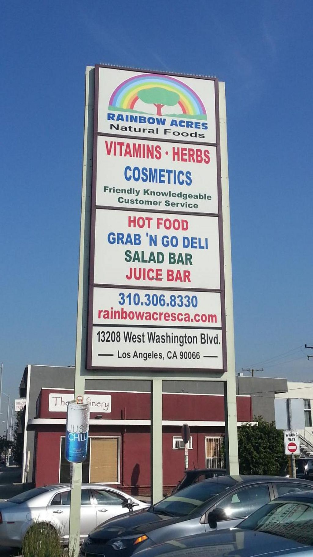 "Photo of Rainbow Acres  by <a href=""/members/profile/eric"">eric</a> <br/>signage <br/> January 8, 2015  - <a href='/contact/abuse/image/1616/89788'>Report</a>"
