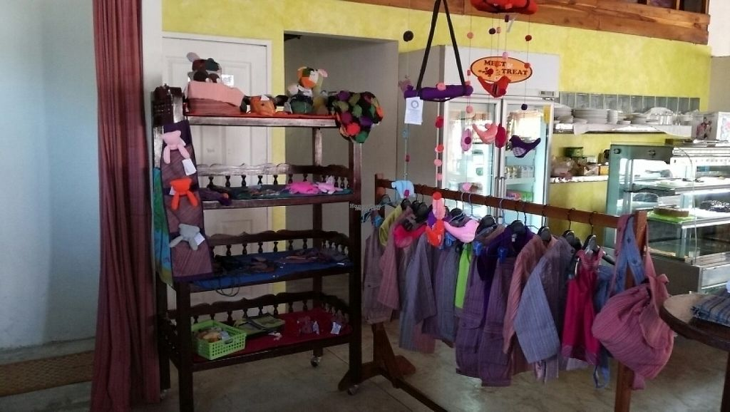 "Photo of Baan Unrak  by <a href=""/members/profile/Mariaflavia61"">Mariaflavia61</a> <br/>the children textile products <br/> March 24, 2017  - <a href='/contact/abuse/image/16250/240084'>Report</a>"