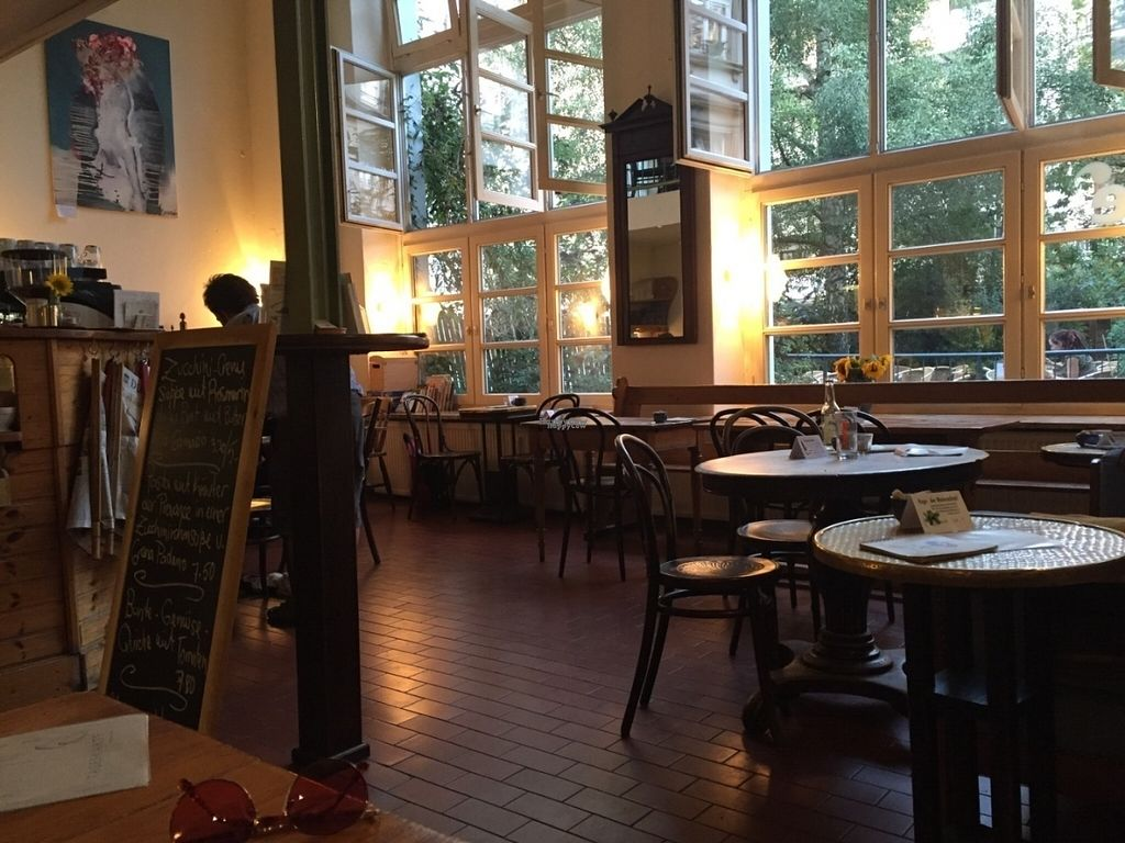 "Photo of Cafe Koppel  by <a href=""/members/profile/TugbaCakmak"">TugbaCakmak</a> <br/>It's a really nice and cozy place in Hamburg. It has a really beatiful garden. Really tasty and boutique athmosphere. Also a really kind staff <br/> August 26, 2016  - <a href='/contact/abuse/image/16259/171634'>Report</a>"