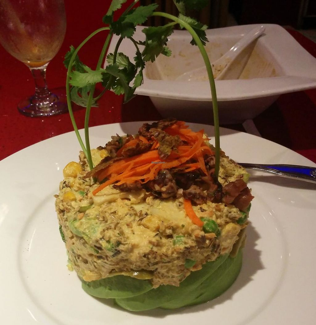 """Photo of Au Lac - Fountain Valley  by <a href=""""/members/profile/Moneyz"""">Moneyz</a> <br/>Curried Rice <br/> May 27, 2014  - <a href='/contact/abuse/image/1627/194840'>Report</a>"""