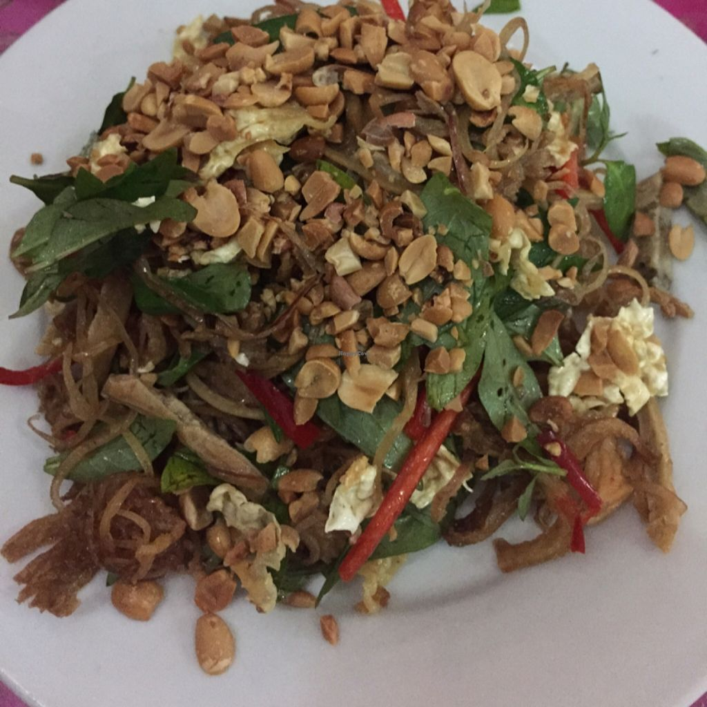 """Photo of Co Tam  by <a href=""""/members/profile/Barber"""">Barber</a> <br/>banana flower salad <br/> January 10, 2016  - <a href='/contact/abuse/image/16292/131830'>Report</a>"""