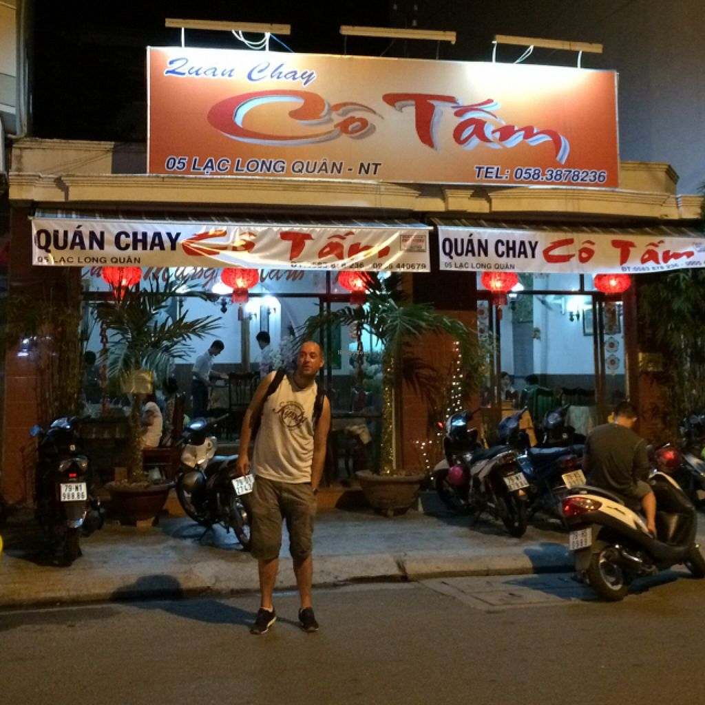 """Photo of Co Tam  by <a href=""""/members/profile/JorgeReis"""">JorgeReis</a> <br/>the front of the restaurant  <br/> July 15, 2016  - <a href='/contact/abuse/image/16292/160053'>Report</a>"""