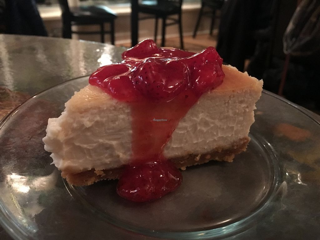 """Photo of Brick Road Pizza  by <a href=""""/members/profile/NML"""">NML</a> <br/>This cheesecake is beyond blissful!!!! <br/> February 4, 2016  - <a href='/contact/abuse/image/16302/135020'>Report</a>"""