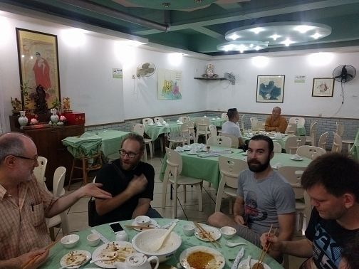 "Photo of CLOSED: Jin Hai Ge Su Si Guan  by <a href=""/members/profile/maltman23"">maltman23</a> <br/>Finishing dinner at Jin Hai Ge Su Si Guan  <br/> October 21, 2016  - <a href='/contact/abuse/image/16404/183385'>Report</a>"