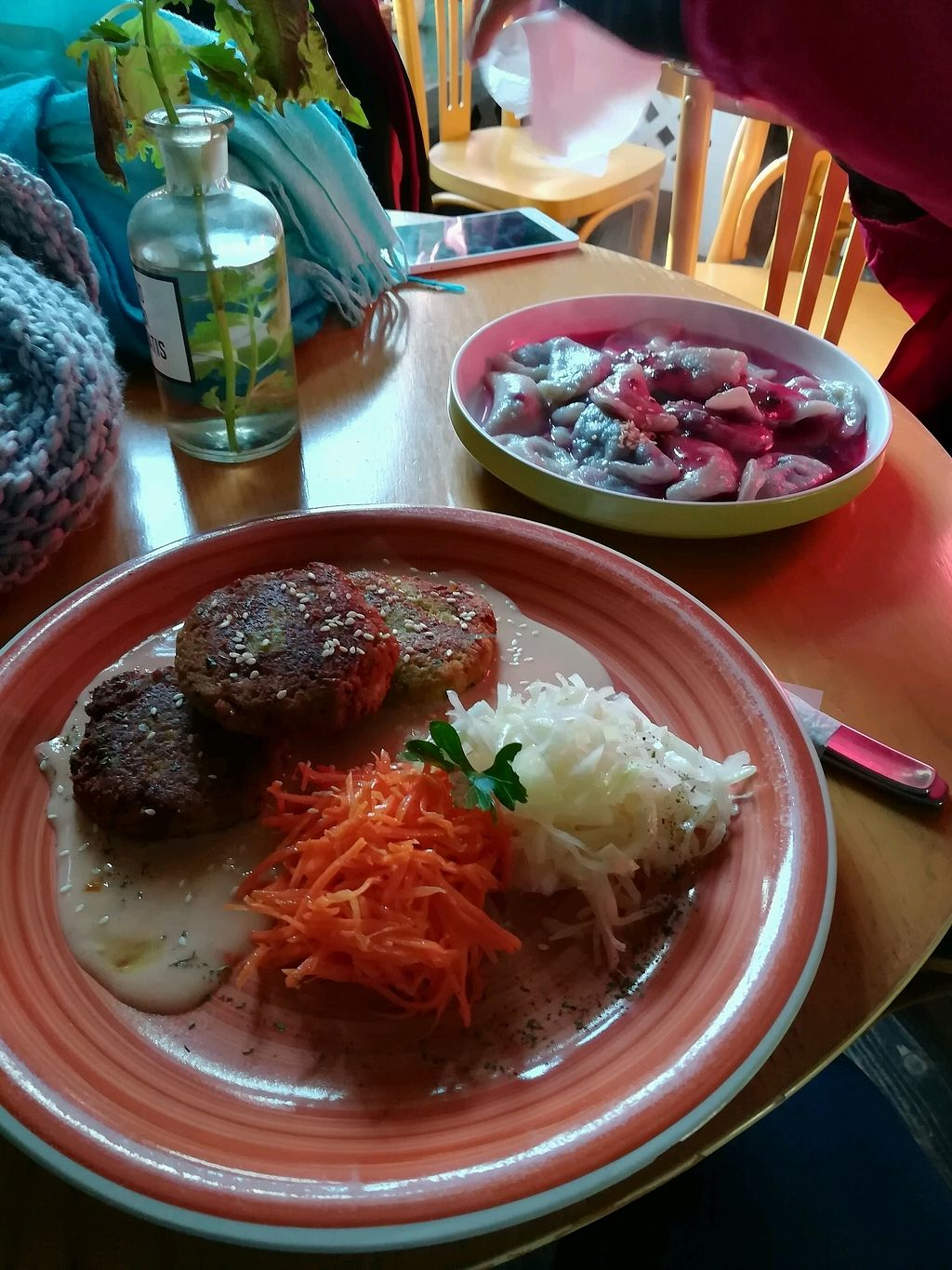 "Photo of Arbatine  by <a href=""/members/profile/LucyKing"">LucyKing</a> <br/>Falafel and Dumplings <br/> January 16, 2018  - <a href='/contact/abuse/image/16477/347229'>Report</a>"