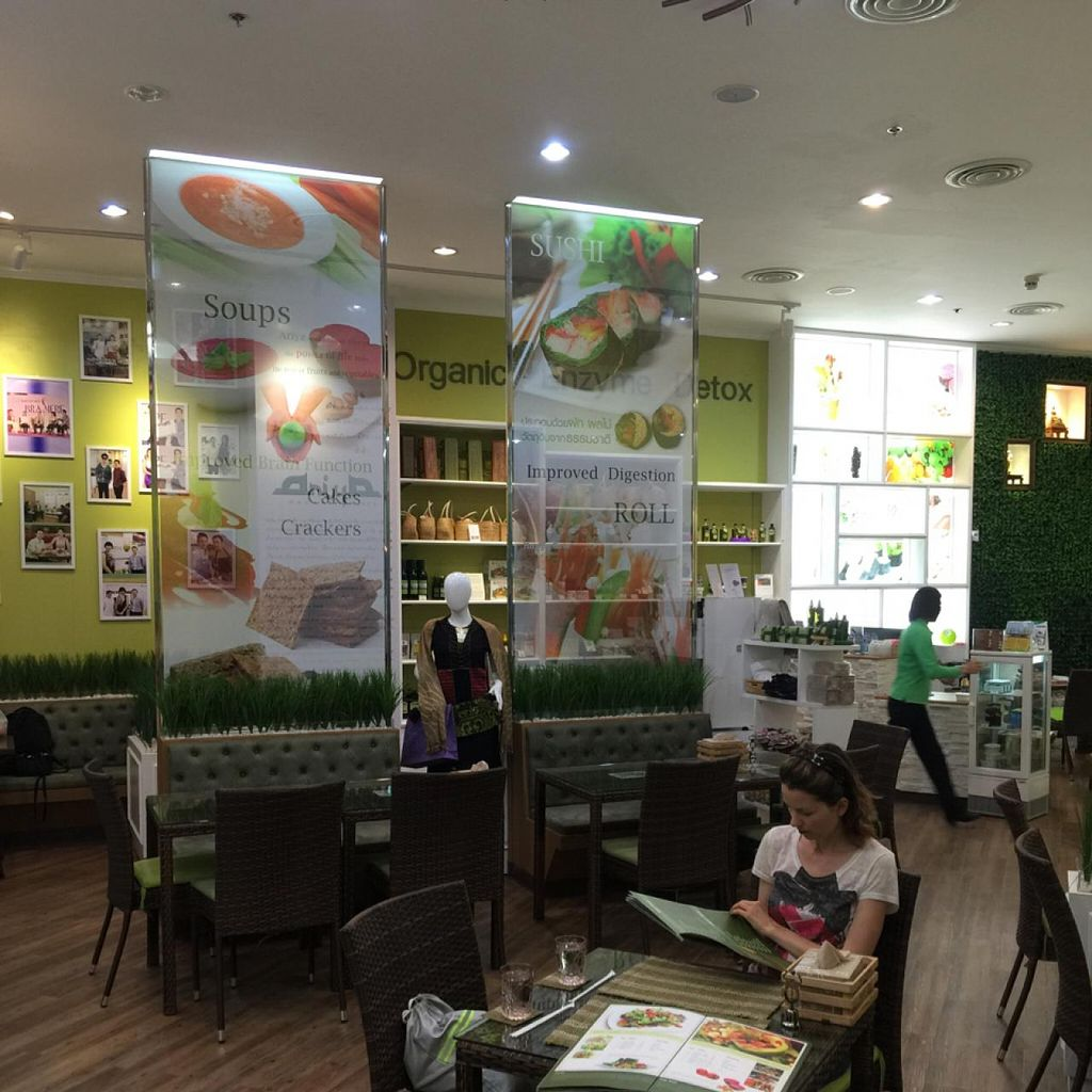 """Photo of CLOSED: Ariya's Organic Place  by <a href=""""/members/profile/YahelSherman"""">YahelSherman</a> <br/>amazing place ! <br/> March 22, 2015  - <a href='/contact/abuse/image/16517/96596'>Report</a>"""