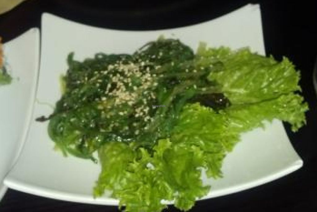 """Photo of Simply Thai  by <a href=""""/members/profile/phoray"""">phoray</a> <br/>Seaweed Salad <br/> April 19, 2012  - <a href='/contact/abuse/image/16520/200769'>Report</a>"""