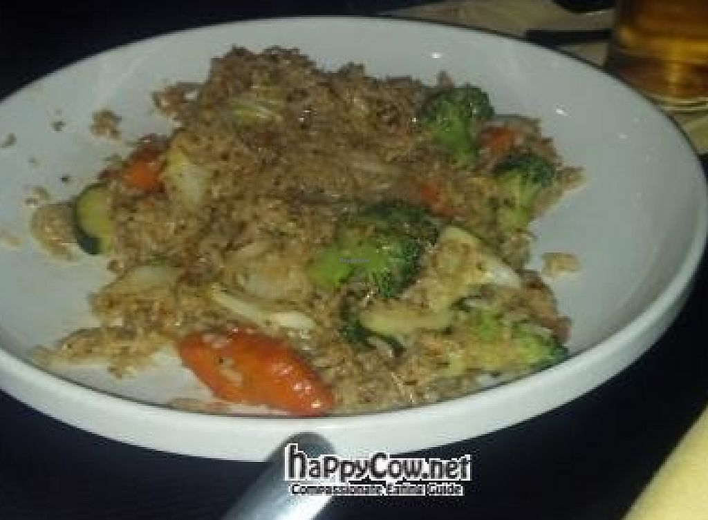"""Photo of Simply Thai  by <a href=""""/members/profile/phoray"""">phoray</a> <br/>Basil Fried Rice <br/> April 19, 2012  - <a href='/contact/abuse/image/16520/200771'>Report</a>"""