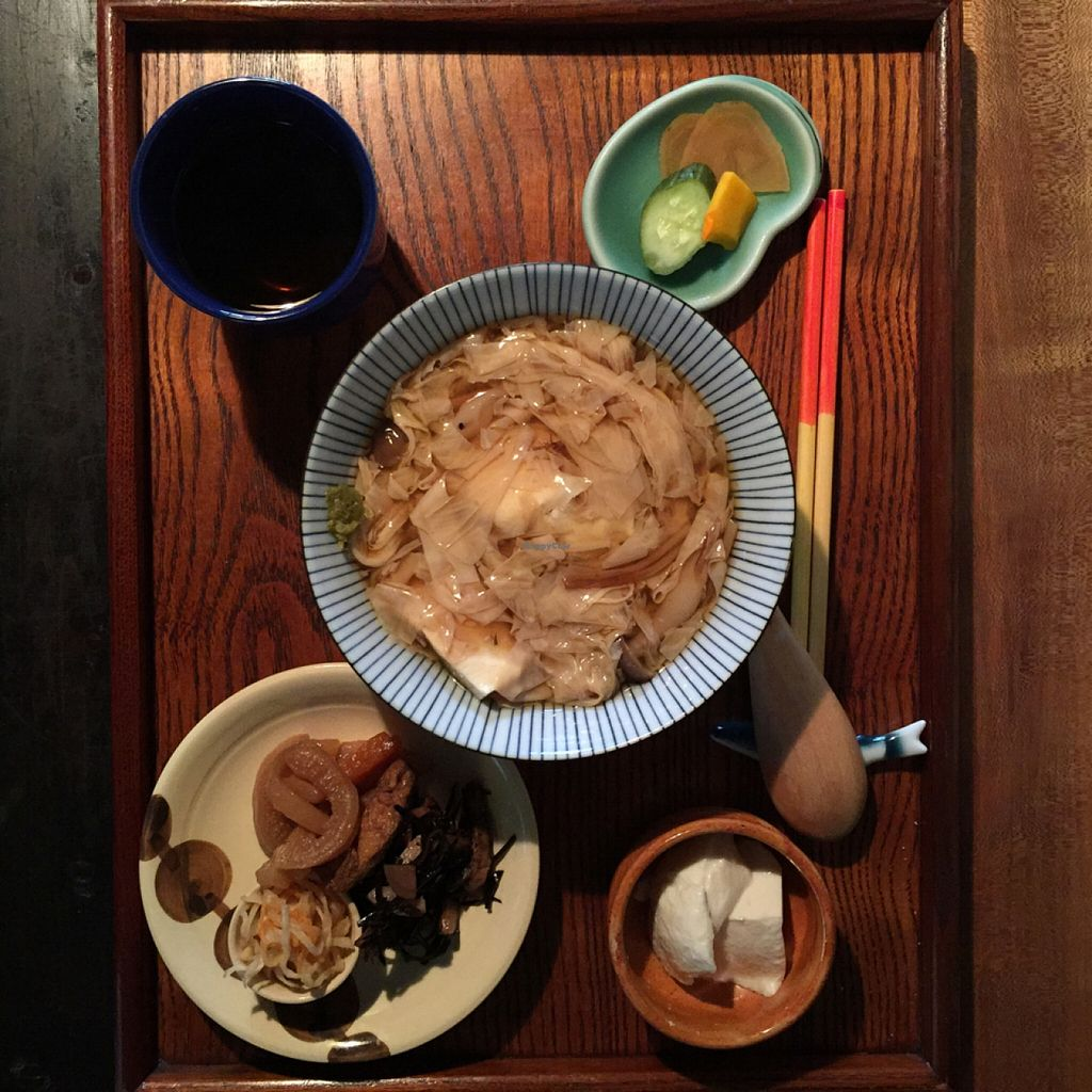 """Photo of Oasi @ Hale  by <a href=""""/members/profile/MyVeganJoy"""">MyVeganJoy</a> <br/>yummy macrobiotic organic goodness <br/> August 31, 2015  - <a href='/contact/abuse/image/16523/115890'>Report</a>"""