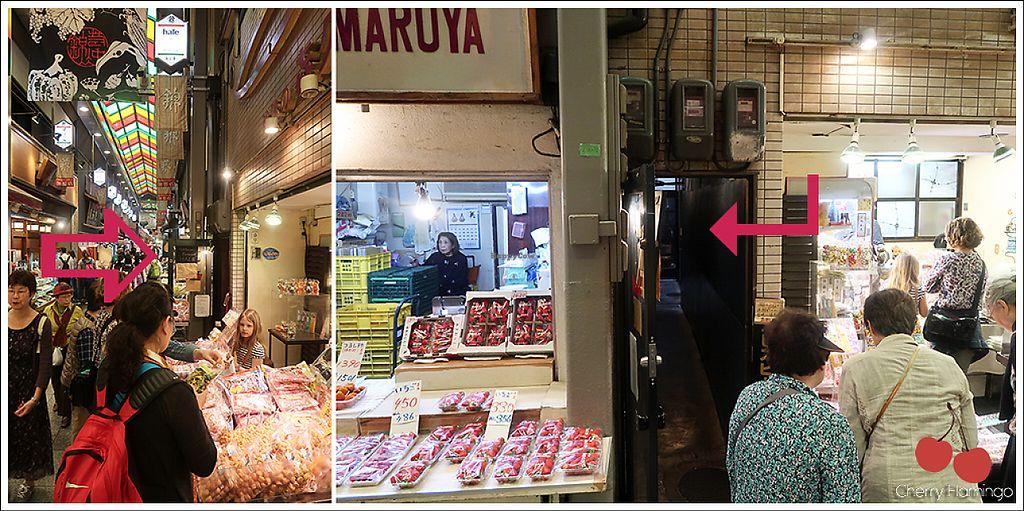 """Photo of Oasi @ Hale  by <a href=""""/members/profile/CherryFlamingo"""">CherryFlamingo</a> <br/>Indication pour se rendre à Hale, le restaurant se trouve dans le fameux marché Nishiki, quand on a la rue Fuyacho-dori dans le dos, l'entrée se trouve à quelques stands sur la droite <br/> May 14, 2017  - <a href='/contact/abuse/image/16523/258604'>Report</a>"""