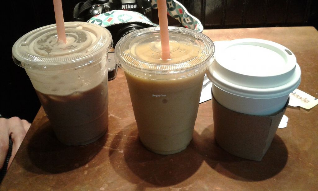 """Photo of The Green Bean Cafe  by <a href=""""/members/profile/Coralin"""">Coralin</a> <br/>Smoothie and coffes <br/> November 9, 2017  - <a href='/contact/abuse/image/16543/323602'>Report</a>"""