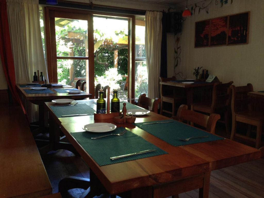 """Photo of Ecole  by <a href=""""/members/profile/JurajKubelka"""">JurajKubelka</a> <br/>the restaurant with garden <br/> February 18, 2015  - <a href='/contact/abuse/image/16597/93456'>Report</a>"""