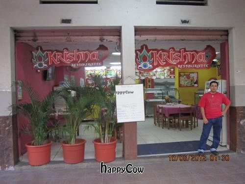 "Photo of Krisna Express  by <a href=""/members/profile/IskconPanama"">IskconPanama</a> <br/>foto of the entrance <br/> October 11, 2012  - <a href='/contact/abuse/image/16615/38904'>Report</a>"