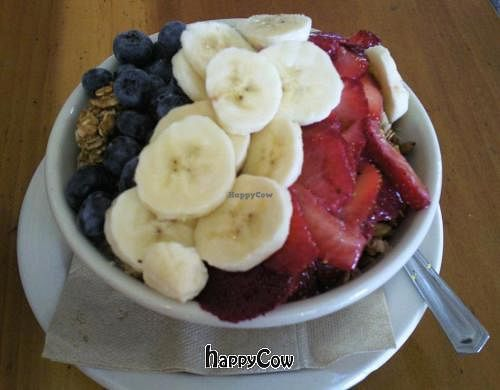"Photo of CLOSED: s'Nice  by <a href=""/members/profile/happycowgirl"">happycowgirl</a> <br/>granola with fruit and soy yogurt <br/> September 7, 2012  - <a href='/contact/abuse/image/16631/37706'>Report</a>"