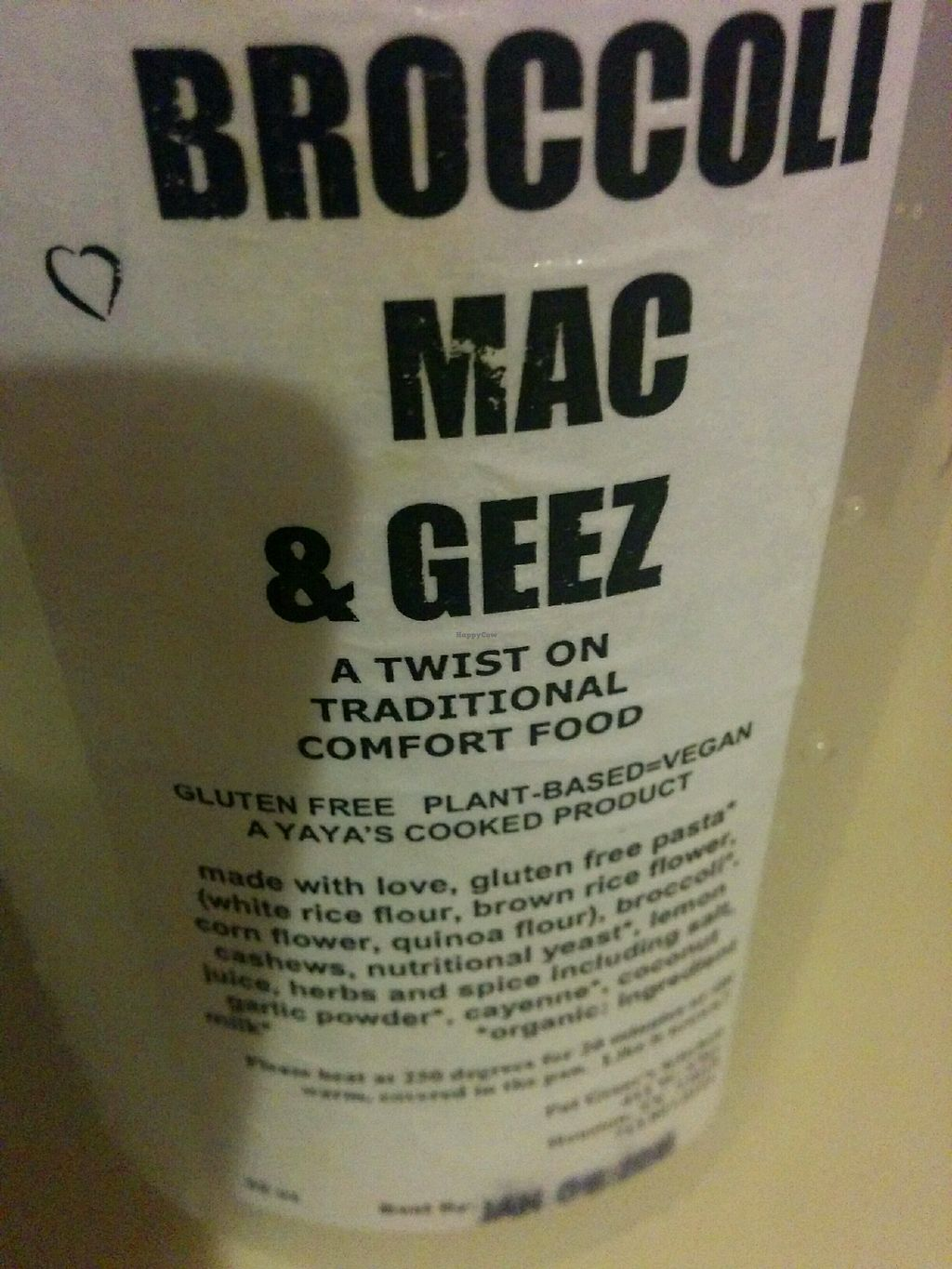 """Photo of Pat Greer's Kitchen  by <a href=""""/members/profile/MizzB"""">MizzB</a> <br/>Broccoli Mac and Geez <br/> December 31, 2017  - <a href='/contact/abuse/image/16694/341360'>Report</a>"""