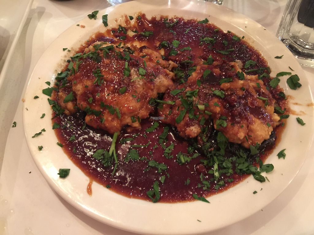 "Photo of Bacio Italian Restaurante  by <a href=""/members/profile/ChuckPotts"">ChuckPotts</a> <br/>'soy'gonzola portabella mushroom <br/> February 19, 2017  - <a href='/contact/abuse/image/16734/228039'>Report</a>"