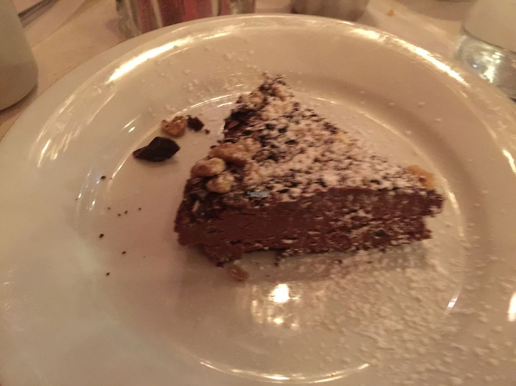 "Photo of Bacio Italian Restaurante  by <a href=""/members/profile/ChuckPotts"">ChuckPotts</a> <br/>vegan chocolate mousse.  <br/> February 19, 2017  - <a href='/contact/abuse/image/16734/228043'>Report</a>"