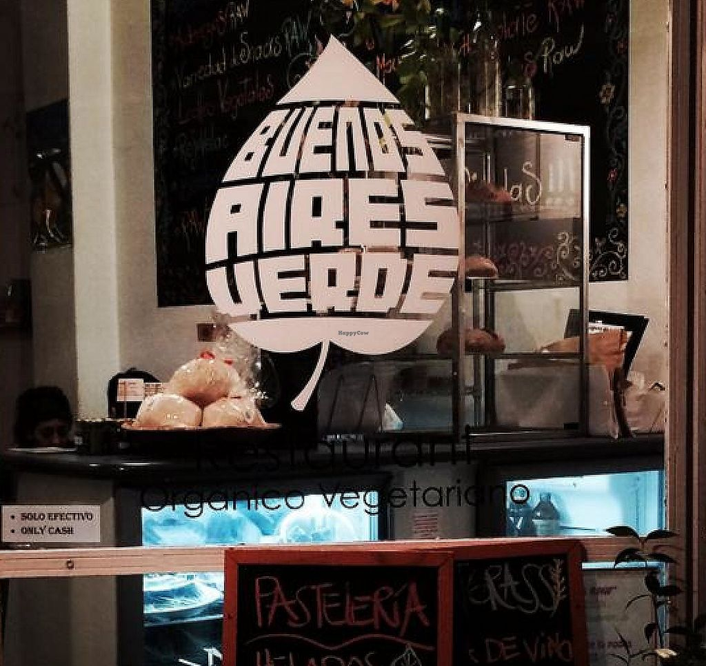 """Photo of CLOSED: Buenos Aires Verde - Gorriti  by <a href=""""/members/profile/TLC%20Veg."""">TLC Veg.</a> <br/>a must for Vegans ! <br/> May 29, 2014  - <a href='/contact/abuse/image/16747/284002'>Report</a>"""