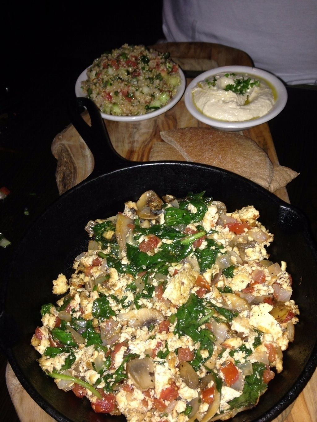 """Photo of Falafel Bistro and Wine Bar  by <a href=""""/members/profile/giant%20bunnie"""">giant bunnie</a> <br/>Falafel Bistro and Wine Bar <br/> September 2, 2016  - <a href='/contact/abuse/image/16764/172974'>Report</a>"""