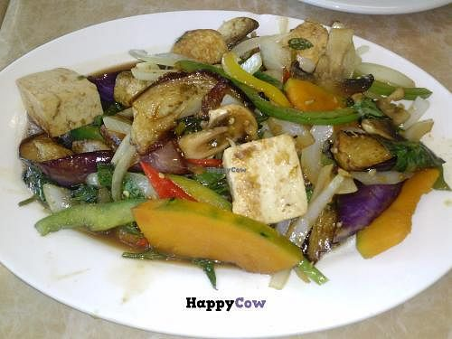 """Photo of My Vegan  by <a href=""""/members/profile/Sonja%20and%20Dirk"""">Sonja and Dirk</a> <br/>P.E.T (pumpkin, eggplant, tofu) <br/> September 8, 2013  - <a href='/contact/abuse/image/16814/54614'>Report</a>"""