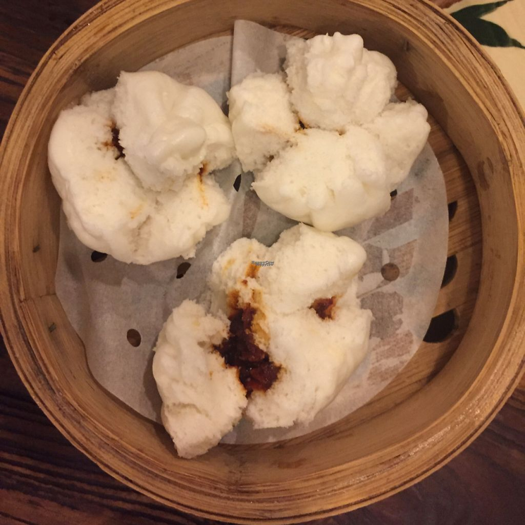 """Photo of Pure Veggie House  by <a href=""""/members/profile/Amiressy"""">Amiressy</a> <br/>dumplings.  <br/> November 9, 2016  - <a href='/contact/abuse/image/16829/187598'>Report</a>"""