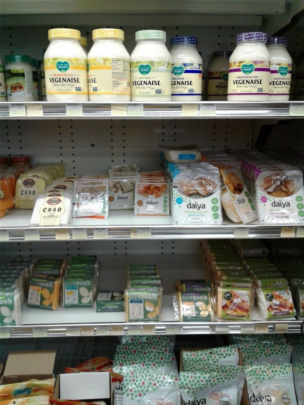 """Photo of La Sierra Natural Foods  by <a href=""""/members/profile/anastronomy"""">anastronomy</a> <br/>Daiya <br/> May 22, 2017  - <a href='/contact/abuse/image/16869/261211'>Report</a>"""