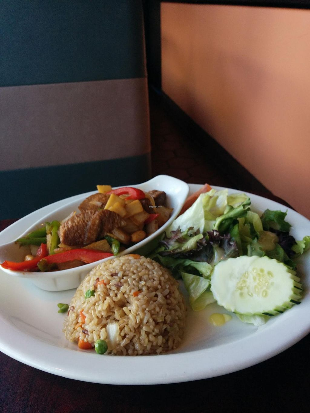 """Photo of Bright Star  by <a href=""""/members/profile/Moneyz"""">Moneyz</a> <br/>kung pao with 'pork' <br/> June 22, 2014  - <a href='/contact/abuse/image/16919/72488'>Report</a>"""