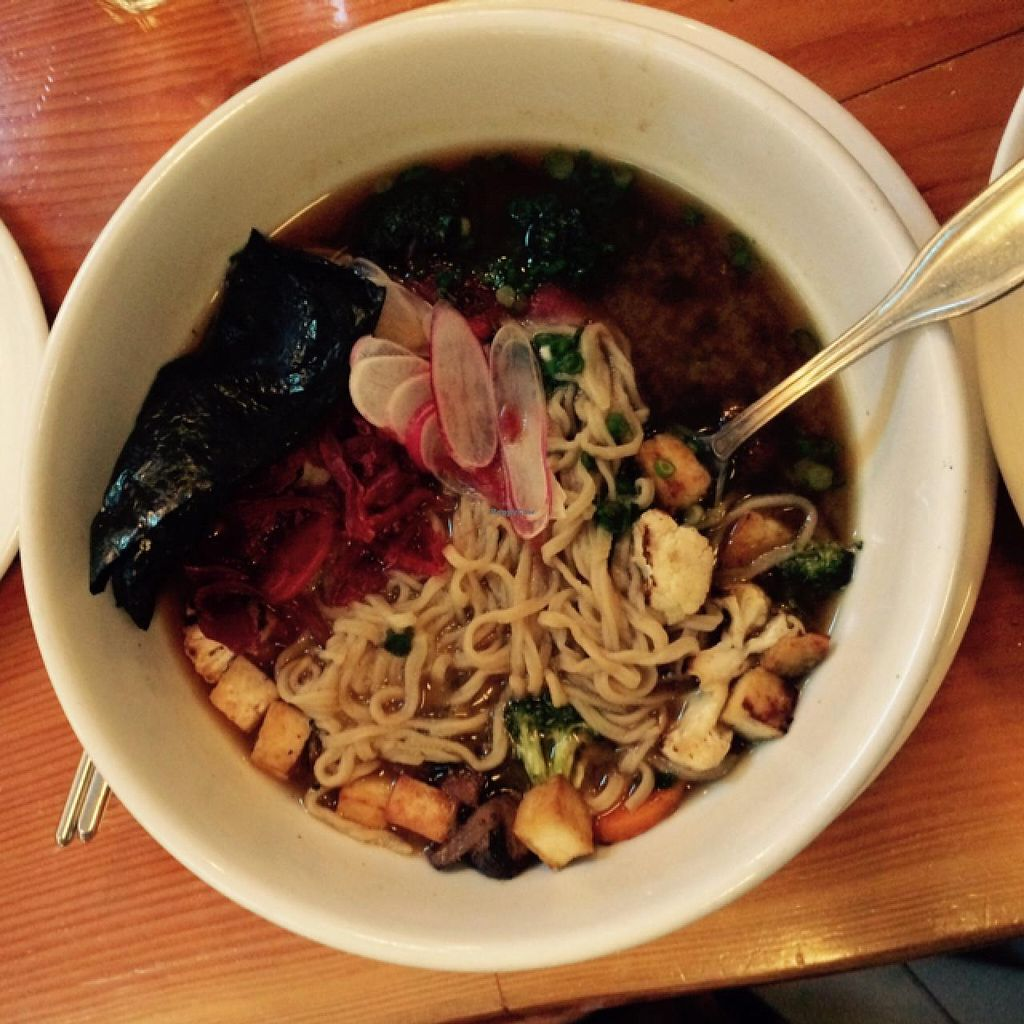 "Photo of Doe Bay Cafe  by <a href=""/members/profile/Michaelbcross"">Michaelbcross</a> <br/>Veggie Ramen Bowl with Tofu <br/> April 25, 2015  - <a href='/contact/abuse/image/16924/100269'>Report</a>"