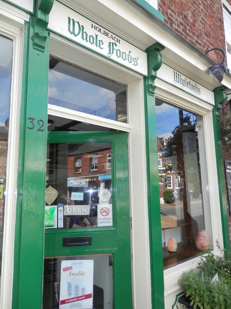 """Photo of Holbeach Wholefoods  by <a href=""""/members/profile/Vegan_Belle"""">Vegan_Belle</a> <br/>Holbeach Wholefoods  <br/> September 6, 2016  - <a href='/contact/abuse/image/16929/173979'>Report</a>"""