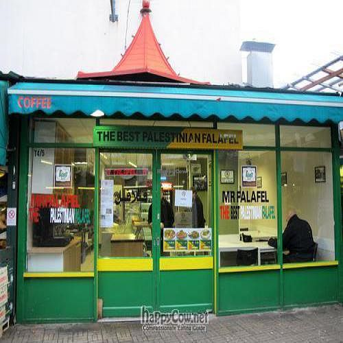 """Photo of Mr Falafel  by <a href=""""/members/profile/IanMcDonald"""">IanMcDonald</a> <br/>Mr Falafel, from outside in the market <br/> January 26, 2010  - <a href='/contact/abuse/image/16955/3502'>Report</a>"""