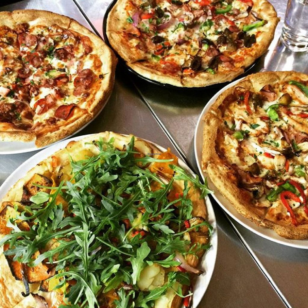 """Photo of CLOSED: Basil Pizza  by <a href=""""/members/profile/Carla.Rowe23"""">Carla.Rowe23</a> <br/>Dinner  <br/> February 22, 2016  - <a href='/contact/abuse/image/16981/137383'>Report</a>"""