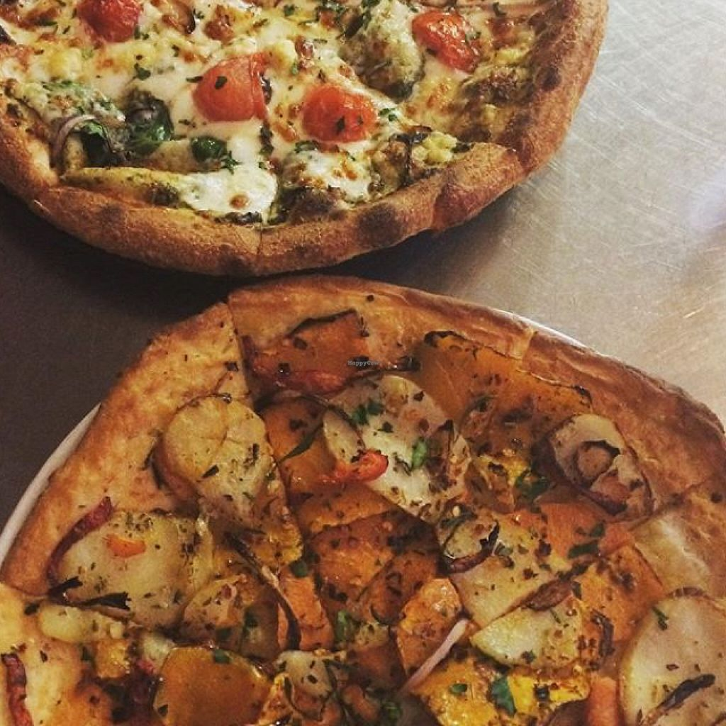 """Photo of CLOSED: Basil Pizza  by <a href=""""/members/profile/Carla.Rowe23"""">Carla.Rowe23</a> <br/>Vegan and vegetarian options  <br/> February 22, 2016  - <a href='/contact/abuse/image/16981/137384'>Report</a>"""