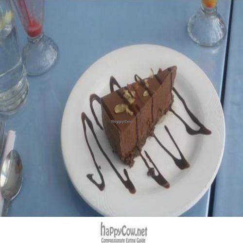 """Photo of Jyoti-Bihanga  by <a href=""""/members/profile/Lennaert"""">Lennaert</a> <br/>The Vegan Chocolate Mouse Cake <br/> October 2, 2010  - <a href='/contact/abuse/image/1699/6001'>Report</a>"""