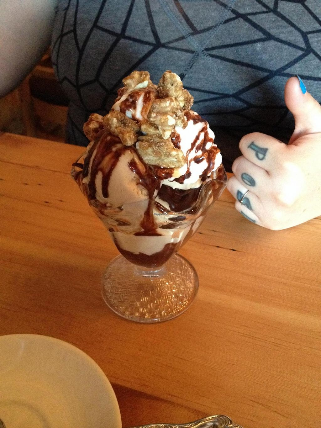 "Photo of CLOSED: Portobello Vegan Trattoria  by <a href=""/members/profile/Posi%20Britt"">Posi Britt</a> <br/>Salted caramel ice cream! <br/> June 25, 2014  - <a href='/contact/abuse/image/17009/72765'>Report</a>"