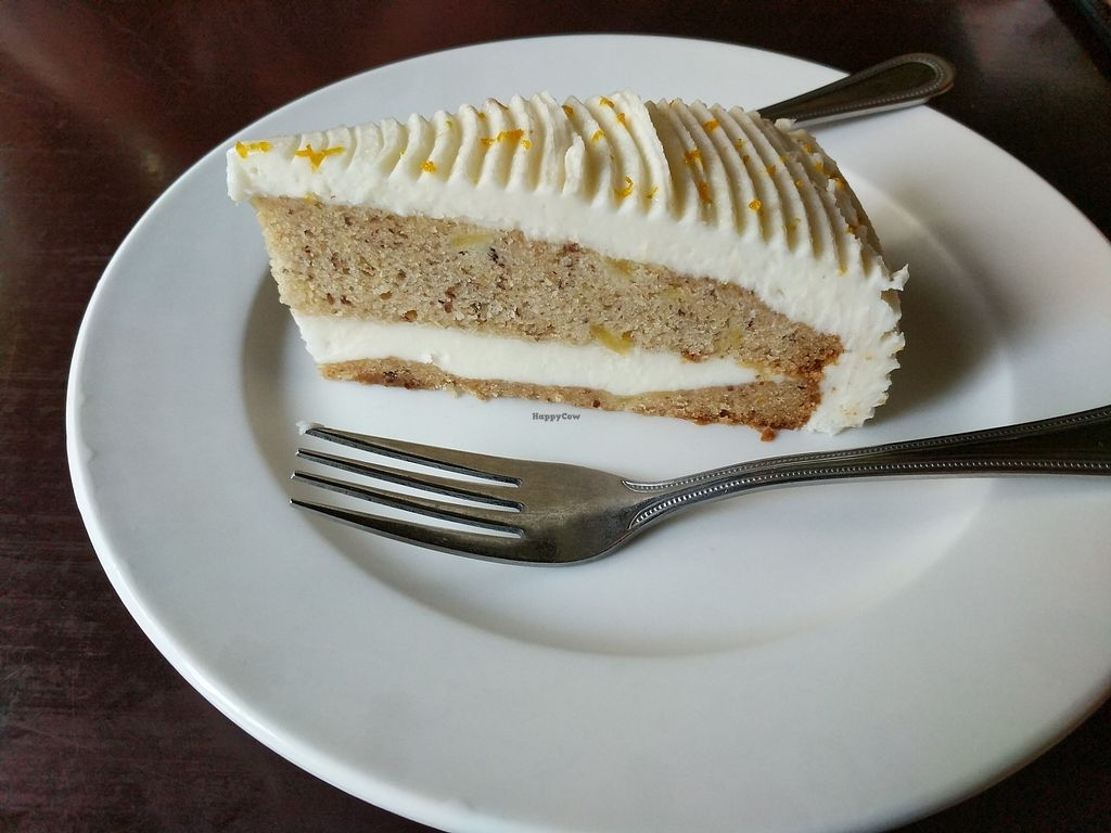Photo of Marco Polo Global Restaurant  by J3551684 <br/>Pineapple orange cake <br/> August 10, 2017  - <a href='/contact/abuse/image/17030/291328'>Report</a>