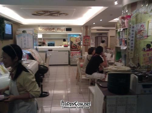 """Photo of Loving Hut - Guangfu South Rd  by <a href=""""/members/profile/eric"""">eric</a> <br/>Interior <br/> May 18, 2012  - <a href='/contact/abuse/image/17062/31839'>Report</a>"""