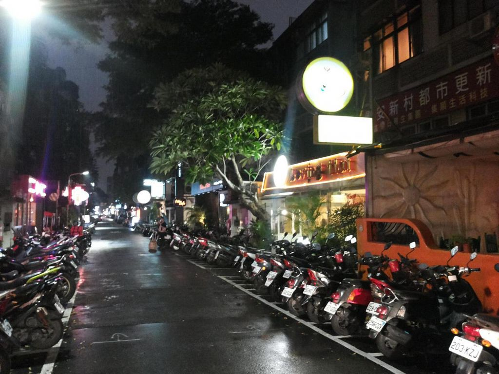 """Photo of Loving Hut - Guangfu South Rd  by <a href=""""/members/profile/peas-full"""">peas-full</a> <br/>the lane <br/> December 9, 2014  - <a href='/contact/abuse/image/17062/87521'>Report</a>"""