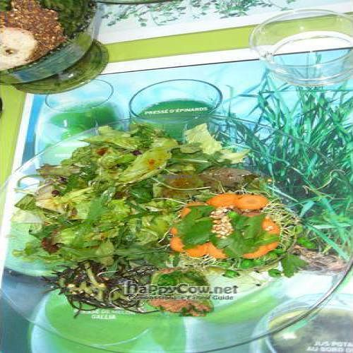 """Photo of CLOSED: Pousse-Pousse  by <a href=""""/members/profile/CBraunmuller"""">CBraunmuller</a> <br/>Raw Vegan Meal - Prepared specially to fit needs of the individual <br/> July 5, 2010  - <a href='/contact/abuse/image/17084/5039'>Report</a>"""