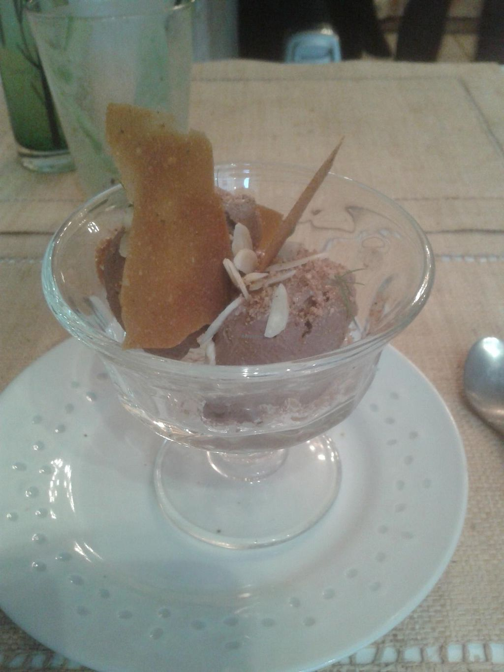 """Photo of CLOSED: Pousse-Pousse  by <a href=""""/members/profile/JonJon"""">JonJon</a> <br/>Vegan icecream with dates and chocolate <br/> January 15, 2014  - <a href='/contact/abuse/image/17084/62570'>Report</a>"""