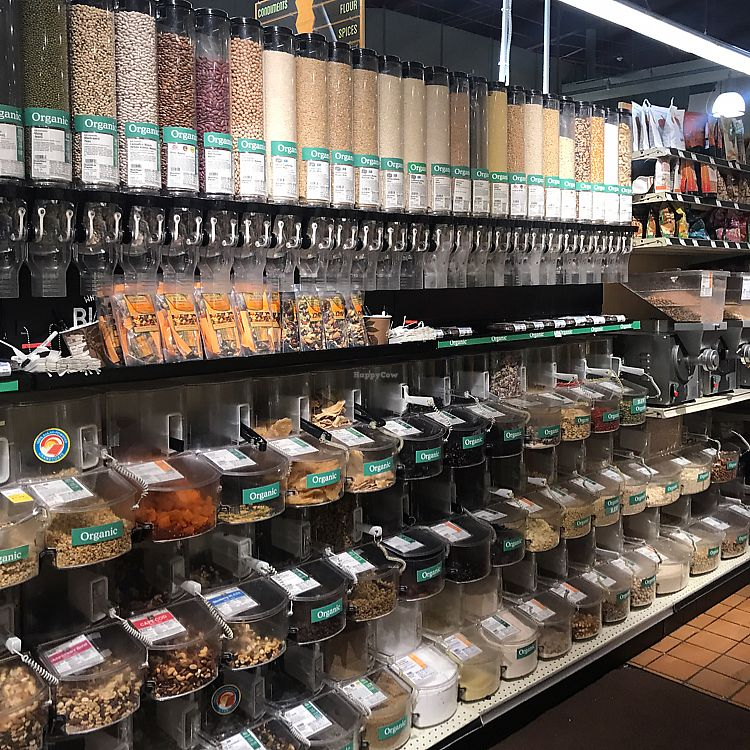 """Photo of Whole Foods Market - N Sepulveda  by <a href=""""/members/profile/Miss.Saye"""">Miss.Saye</a> <br/>bulk section for delicious nuts ?  <br/> June 8, 2017  - <a href='/contact/abuse/image/1713/266835'>Report</a>"""