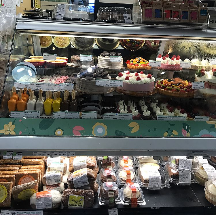 """Photo of Whole Foods Market - N Sepulveda  by <a href=""""/members/profile/Miss.Saye"""">Miss.Saye</a> <br/>vegan desserts are the best!!  <br/> June 8, 2017  - <a href='/contact/abuse/image/1713/266839'>Report</a>"""