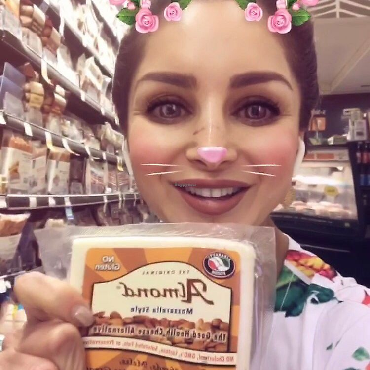"""Photo of Whole Foods Market - N Sepulveda  by <a href=""""/members/profile/Miss.Saye"""">Miss.Saye</a> <br/>my favorite vegan cheese ?  <br/> June 8, 2017  - <a href='/contact/abuse/image/1713/266840'>Report</a>"""