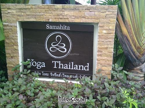 """Photo of Sattva at Samahita Retreat  by <a href=""""/members/profile/eric"""">eric</a> <br/>signage <br/> April 23, 2012  - <a href='/contact/abuse/image/17147/30921'>Report</a>"""