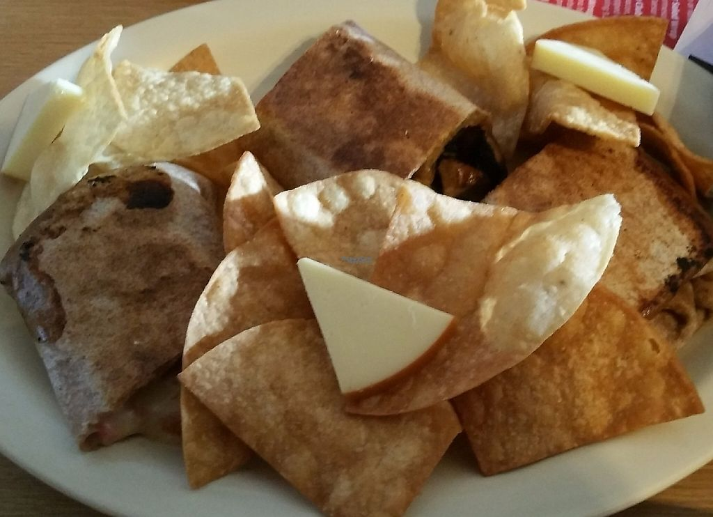 """Photo of Cyber Cafe West  by <a href=""""/members/profile/LPT"""">LPT</a> <br/>Gourmet Portabello Wrap <br/> November 12, 2016  - <a href='/contact/abuse/image/17159/209431'>Report</a>"""