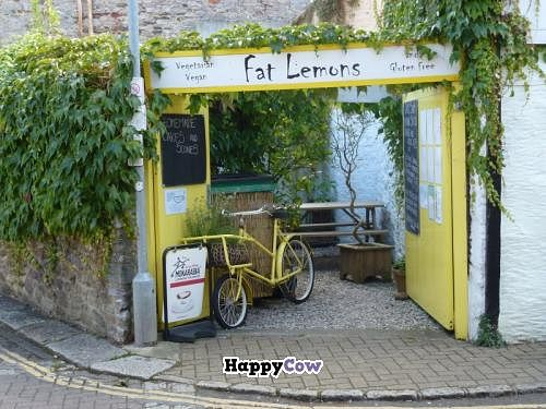 """Photo of Fat Lemons  by <a href=""""/members/profile/Miggi"""">Miggi</a> <br/>Rear Entrance to Fat Lemons Courtyard <br/> September 14, 2013  - <a href='/contact/abuse/image/17225/54868'>Report</a>"""