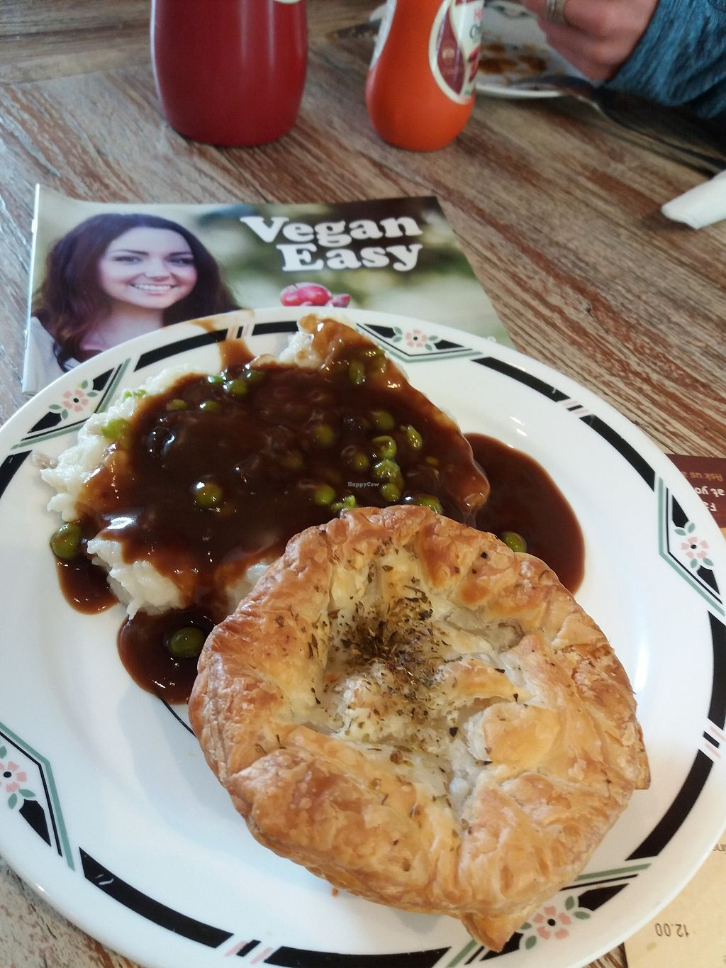 """Photo of Funky Pies  by <a href=""""/members/profile/veganvirtues"""">veganvirtues</a> <br/>Funky tempeh and lentil pie <br/> August 31, 2017  - <a href='/contact/abuse/image/17244/299260'>Report</a>"""
